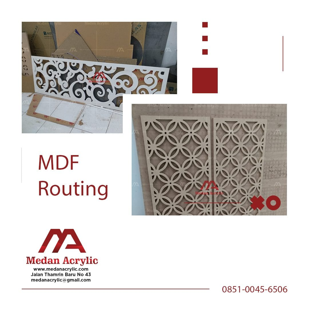MDF Routing